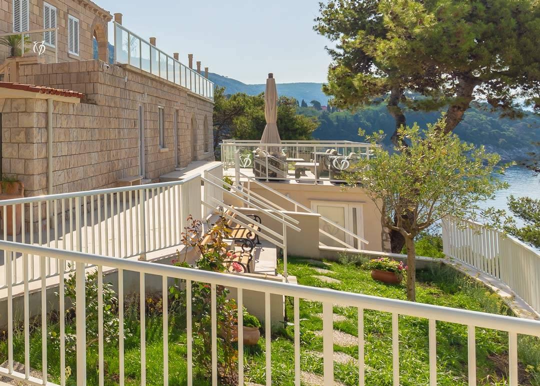 Orabelle Villa Dubrovnik Standard Room Terrace